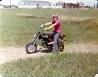 1974 Harley-Davidson 90