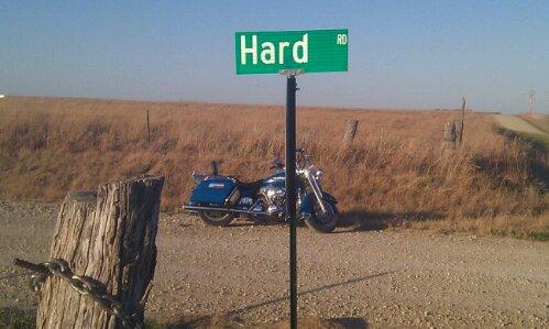 Hard RD.